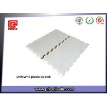 Panneau de haute densité UHMWPE de coupe de feuille de polyéthylène