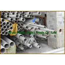 Tubulação de aço inoxidável flexível da força de alta elasticidade