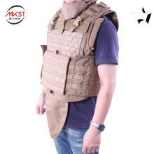 ballistic bullet proof armor light weight army jacket
