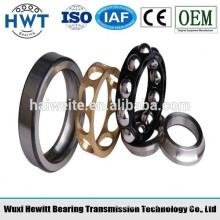 7306AC/DBP4 single row angular contact ball bearings