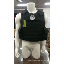 Leichte Kugelsichere Jacke Mode Anti-Kugelsitzweste Benutzerdefinierte Kugelsichere Weste mit Molles für Militär und Polizei