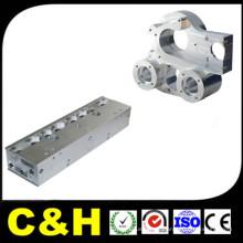 Custom Precision Steel Aluminium CNC usinage / pièces de fraisage