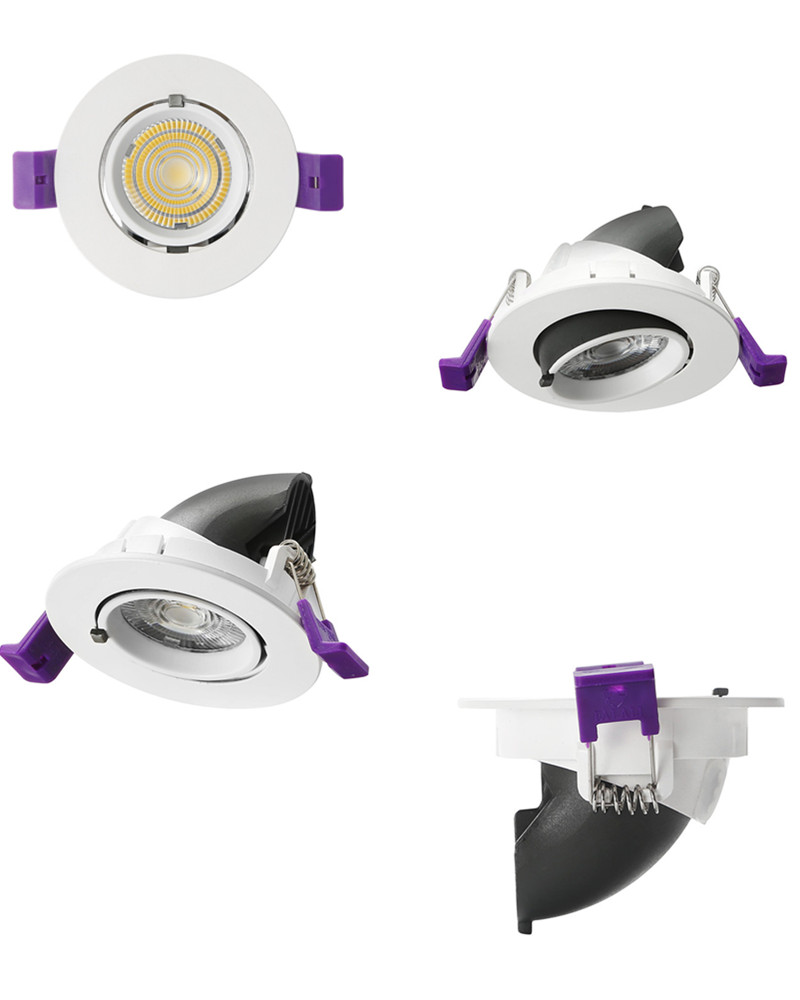 Round LED Trunk Downlight