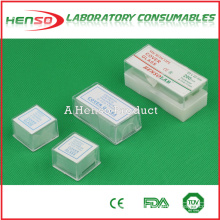 Henso microscope cover glass
