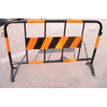 Traffic Barrier Crowd Control Barrier Temporary Isolation
