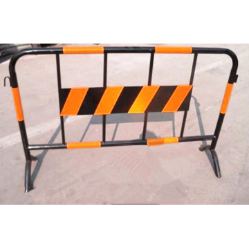 Traffic Barrier Crowd Control Barrier temporäre Isolierung