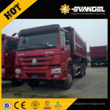 336HP Howo Dump Truck en venta usado en Dubai