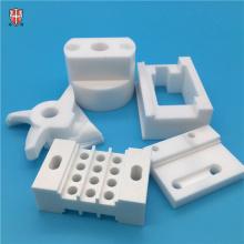 peças de usinagem estrutural de zircônia de precisão