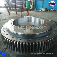 four point contact slewing ring,double row slewing ring,