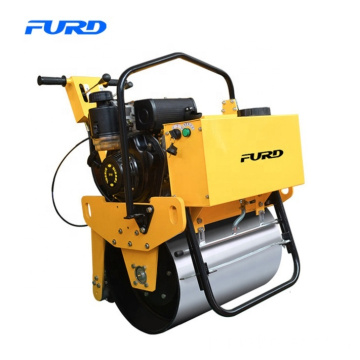 285 kg Vibratory Road Roller with Hydraulic Drive Motor