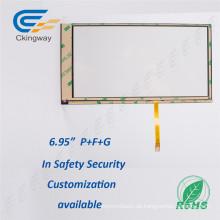 "5.6 ""Film + Glas Multi Resistive Touchscreen Sensor"