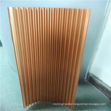 Aluminium Cores, Corrugated Aluminum Cores for Ceilings