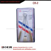 Kit de cepillo de limpieza para herramientas neumáticas de pistolas