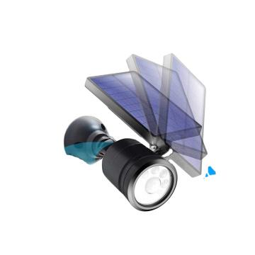 Best Quality New Design Super Bright LED Solar Motion Sensor Light for Garden Street Lighting