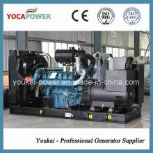 Doosan Motor 330kw Generador diesel eléctrico con panel de control automático