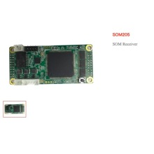 Functional receiver of led display screen SOM205