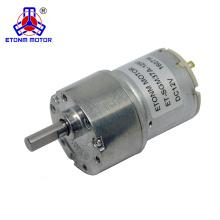 10w mIcro DC Getriebemotor für Haushaltsgeräte