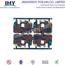 Fabricação e montagem de protótipos de placas de circuito impresso