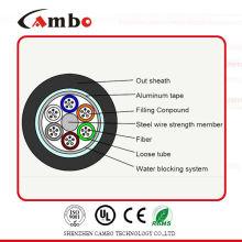 Free samples non-matallic armoured multi pairs SM/MM fibre optic cable installation companies