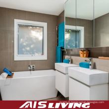 Vente chaude moderne laque de salle de bains de laque pour la vente en gros (AIS-B016)