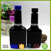 2016 novos produtos garrafa de plástico vazio de 300ml quadrado vazio para embalagem de óleo