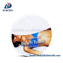 Disposable cotton compressed towels magic towel