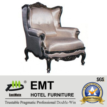 Роскошная мебель для гостиниц Деревянный стул (EMT-HC95)