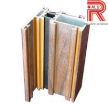Aluminum/Aluminium Extrusion Profiles for Fence Wall