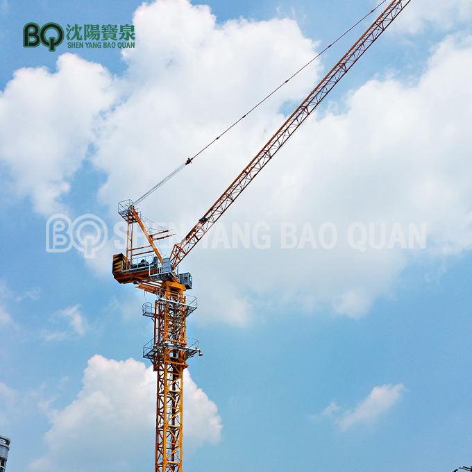 GHD4015-5 Tower Crane