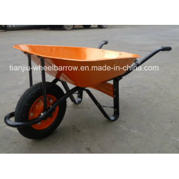 African Model Wheelbarrow Wb6400 France Model Wheelbarrow