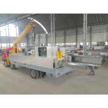 High quality Spandrel UCM panelSteel Profile roll forming machine