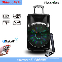 Big Power Bluetooth Speaker Rechargeable Battery Wireless Bluetooth Speaker