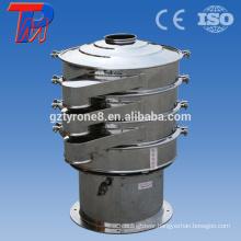 Multi layer fine material separator
