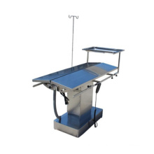 Animal veterinary clinic equipment hot sale stainless steel  operation table