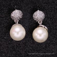 einzigartige Produkte 2018 Europa Modeschmuck Perle Ohrringe