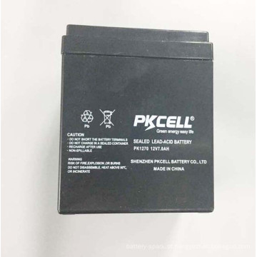 PK1270 12 V 7.0Ah selado bateria de chumbo-ácido bateria UPS para atacado PK1270 12V 7.0Ah selado bateria de chumbo-ácido bateria UPS para atacado
