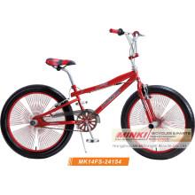 Bicicleta de BMX de la bici del estilo libre de 24 pulgadas (MK14FS-24165)