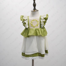 JannyBB new design one piece girls party dresses