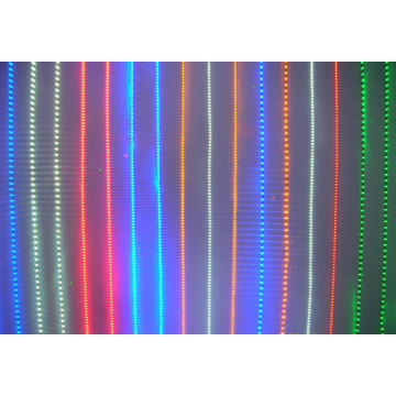 SMD3528 Striscia LED a LED RGB impermeabile a strisce bianche