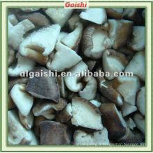 chips de champignons shiitake congelés