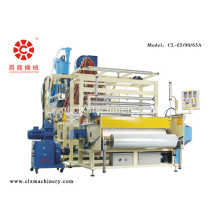 PE Packaging Wrapping Sheet Making Plant