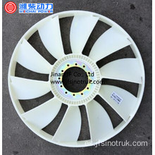 61500060131 612600060446 Weichai Shacman Silicon Fan Assy