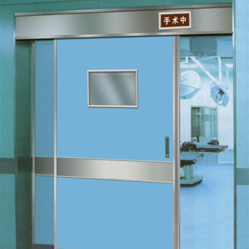 Hospital Single and Double Sliding Door