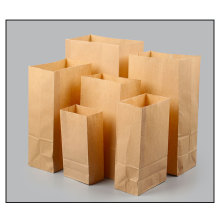Пищевая упаковка крафт-бумага сумка на вынос