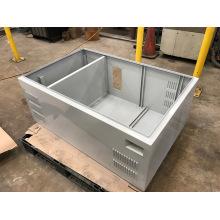 Изготовлен индивидуальный корпус с ЧПУ из листового металла