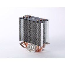 Fin Heat Pipe Welding Radiator Industrial Server Heatsink