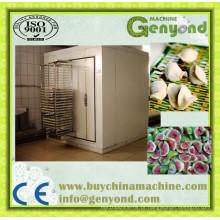 Linha de Produção Automática de Vegetais Congelados