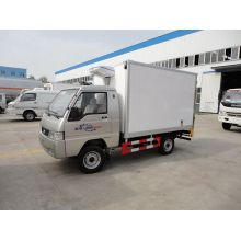 FOTON Yuling 0.5ton reefer box truck for sale