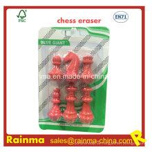 Schach Form Radiergummi für Kinder