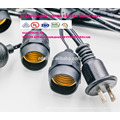 SL-01 UL/CSA APPROVED STRING LIGHTS CORDS SETS